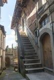 Corchiano (Italien) Stockfotografie