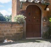 Corchiano (Italien) Lizenzfreie Stockbilder