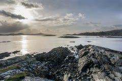 Corcho atlántico salvaje del condado de la manera Foto de archivo libre de regalías