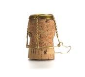 Corcho de Champán Imagen de archivo libre de regalías