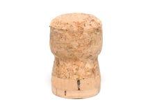 Corcho de la botella de Champán Imagen de archivo libre de regalías