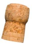 Corcho de la botella de vino Foto de archivo libre de regalías