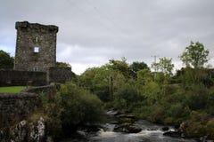 Corcho del oeste del castillo de Kealkill, Irlanda fotografía de archivo