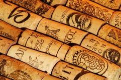 Corchos Imagen de archivo libre de regalías