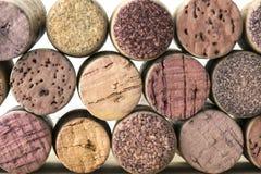 Corchos de la botella de vino de Chile 06 Foto de archivo libre de regalías