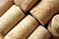 Corchos del vino imagen de archivo libre de regalías