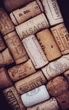 Corchos del vino imagen de archivo