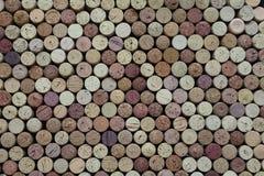 Corchos del vino imágenes de archivo libres de regalías