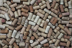 Corchos del vino Foto de archivo