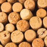 Corck wino Fotografia Stock