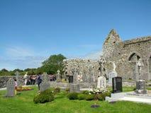 Corcomroe Abbey Stock Images