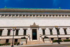 The Corcoran Gallery of Art in Washington DC US Stock Photo