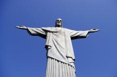 Corcovado. Statue Rio de Janeiro Stock Image