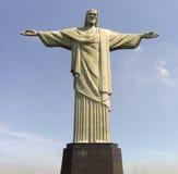 Corcovado Christ Rio de Janeiro, Brazil Stock Images