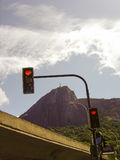 Corcovado Christ Rio de Janeiro, Brazil Royalty Free Stock Photos