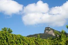 Corcovado Mountain Stock Photo