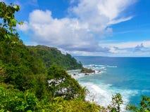 Corcovado Nationaal Park Royalty-vrije Stock Foto's
