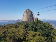 Corcovado - Rio de janeiro - Brasil fotografia de stock royalty free
