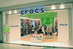 Corcs商店在香港 库存照片