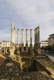 Cordób rzymskie ruiny Obraz Royalty Free