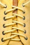 Cordón amarillo Fotos de archivo