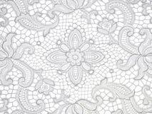 Cordón blanco Imagen de archivo libre de regalías