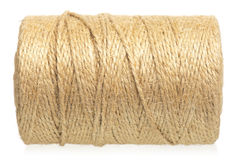 Cordón de la guita Fotografía de archivo libre de regalías