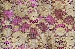 Cordón de oro Imagen de archivo