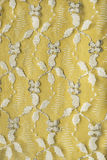 Cordón de oro Foto de archivo libre de regalías