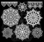 Cordón del vector Imagenes de archivo