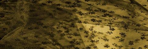 cordón marrón en el fondo blanco que introduce la novedad del cordón m imagen de archivo libre de regalías
