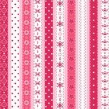 Cordón rosado de Ser. Fotos de archivo libres de regalías