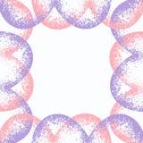 Cordón rosado púrpura del capítulo Imágenes de archivo libres de regalías
