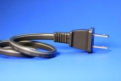 cord power Στοκ φωτογραφία με δικαίωμα ελεύθερης χρήσης