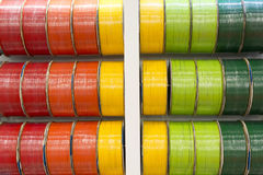 The cord of rubber tube Royalty Free Stock Image