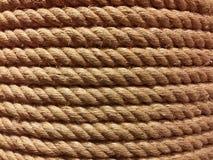 Corda áspera e resistente grande real Imagem de Stock