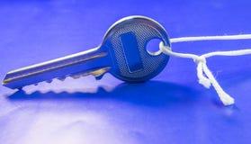 Corda chiave Fotografia Stock Libera da Diritti