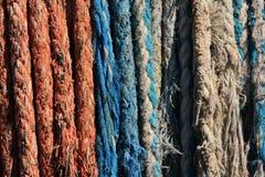 Corda colorida Foto de Stock