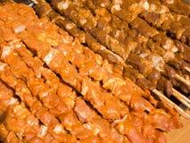 Corda da carne de carneiro de Xinjiang Imagem de Stock Royalty Free