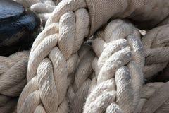 Corda de barco Fotografia de Stock