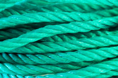 Corda de nylon imagens de stock royalty free