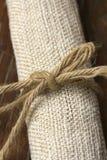 Corda del cotone Immagini Stock