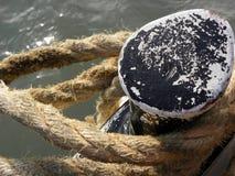 Corda del mare Fotografia Stock