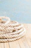 Corda del rotolo Fotografia Stock Libera da Diritti