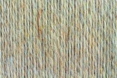 Corda della cordicella Fotografie Stock Libere da Diritti