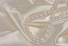 Corda delle perle 1 Fotografia Stock Libera da Diritti