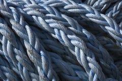 Corda di Autical Fotografia Stock