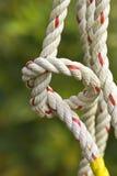 Corda di nylon. Fotografia Stock Libera da Diritti