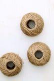 Corda do cânhamo Fotografia de Stock