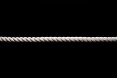 Corda do mar branco Imagem de Stock Royalty Free